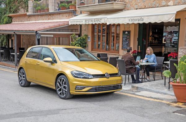 Volkswagen Golf VII: консервативность в стиле, прогресс – в технологиях