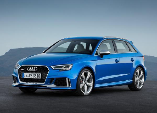 Прибавка в мощности для Audi RS3