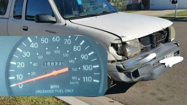 Пикап Toyota Tacoma проехал 1,5 млн. км без капремонта