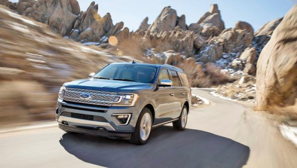 Ford Expedition: большой американец