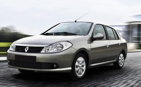Renault Symbol: второе поколение