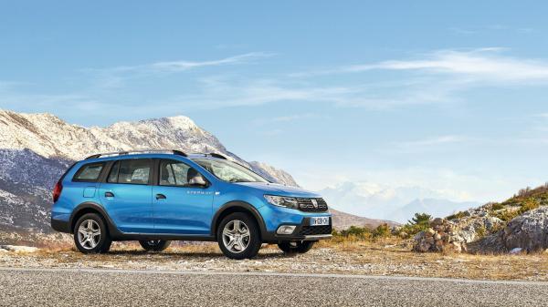 Вседорожный универсал Renault Logan покажут в Женеве