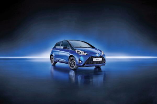 Toyota Yaris: серьезное обновление