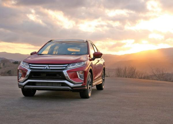 Mitsubishi Eclipse Cross: возрождение в новом образе