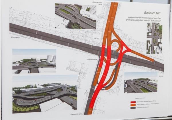 Ремонт Шулявского моста: три проекта реконструкции