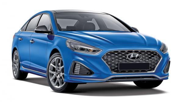 Hyundai Sonata: модернизация