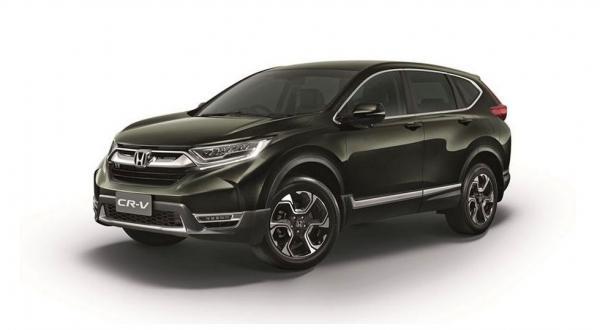 Новый Honda CR-V получил семиместную версию