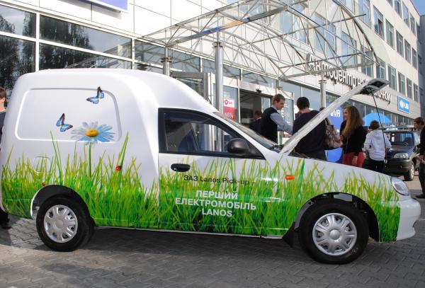 Daewoo планирует производить электромобили в Украине