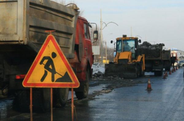 В Киеве ограничено движение по Кольцевой дороге