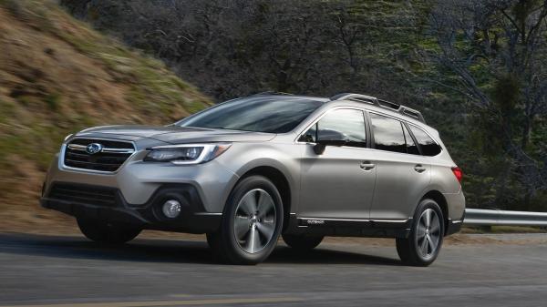 Универсал Subaru Outback обновлен