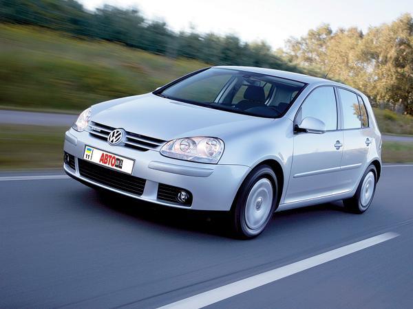 Volkswagen Golf BlueMotion: экономия и экология