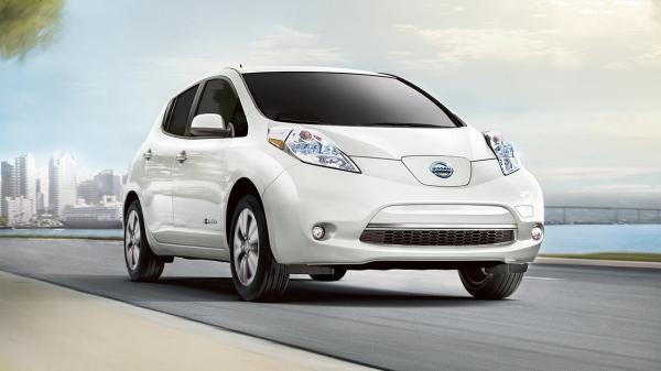 Стали известны самые популярные электромобили в Украине