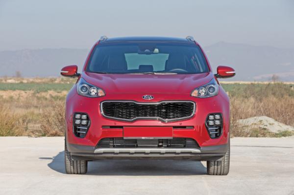 Kia Sportage, Nissan Qashqai и Seat Ateca: сравнение компактных вседорожников