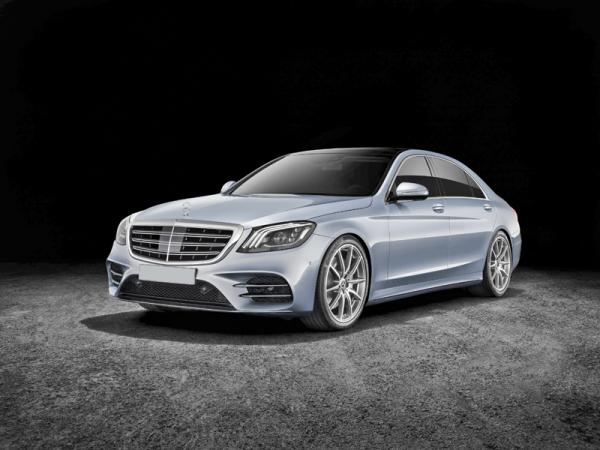 Mercedes-Benz S-Class: обновленный флагман