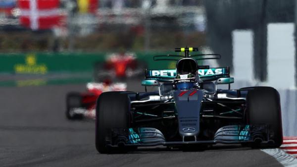 Формула-1: Внезапная победа Боттаса в Сочи