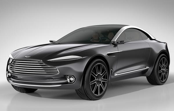 Первый вседорожник Aston Martin появится в 2018 году