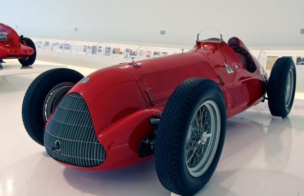 Alfa Romeo: золотые годы