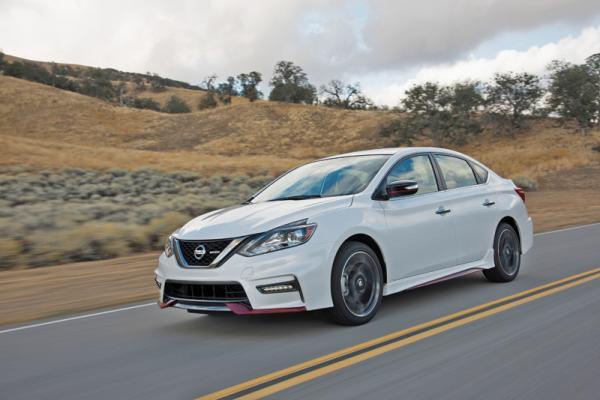 Nissan Sentra Nismo: спорт-седан по-японски