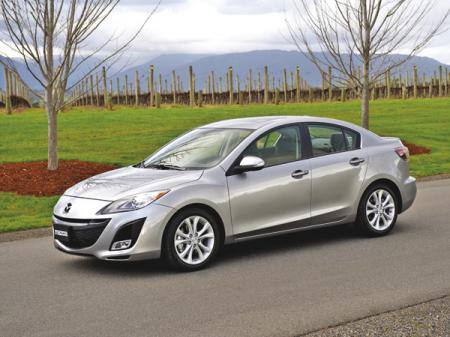 Mazda 3: дубль второй