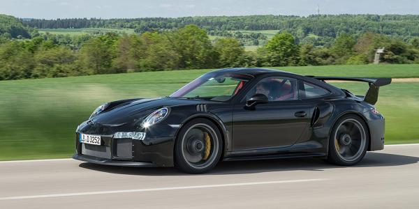 Самый мощный Porsche 911 рассекречен