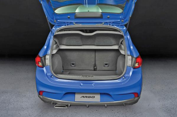 Fiat Argo: наследник Punto и Linea