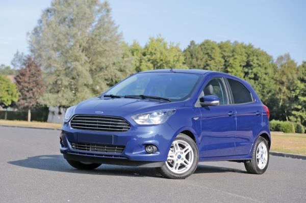 Ford Ka: плюс пара дверей