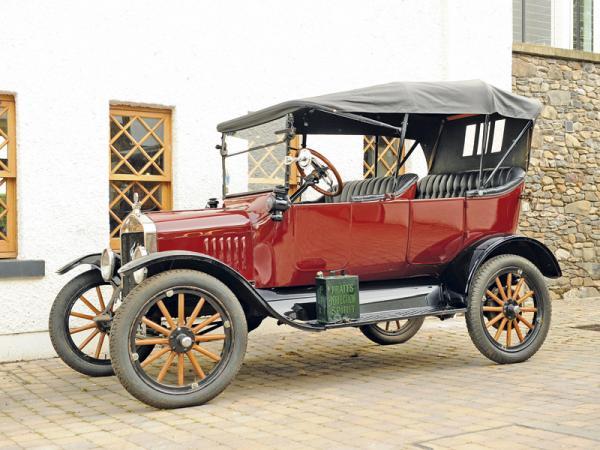 Ford T: автомобиль, поставивший мир на колеса