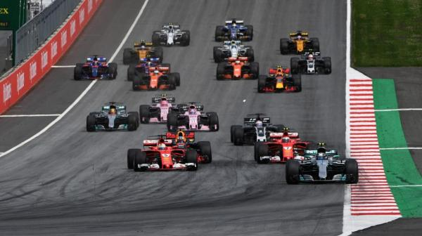 Формула-1: Валтери Боттас побеждает в Гран-при Австрии