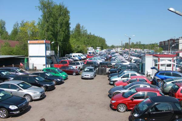 В Украине растет спрос на б/у автомобили