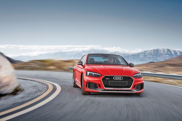 Audi RS5: переход на турбонаддув