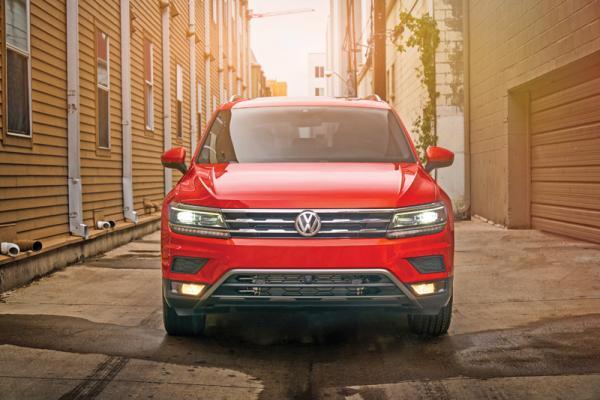 Volkswagen Tiguan Allspace: семь мест в компактной оболочке