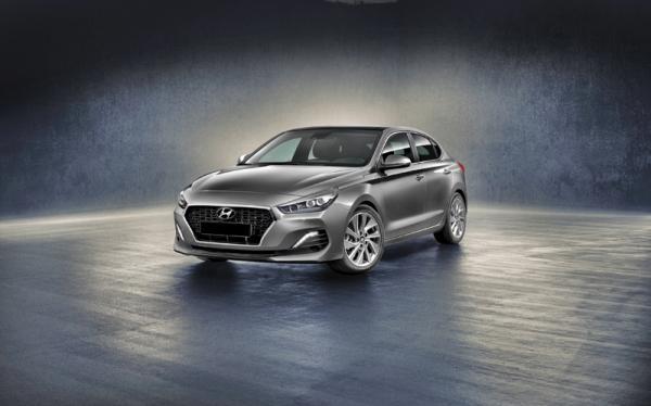 Hyundai i30 Fastback: стильно и недорого