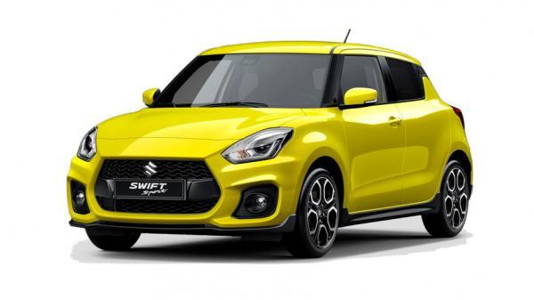 Новый Suzuki Swift получит заряженную версию