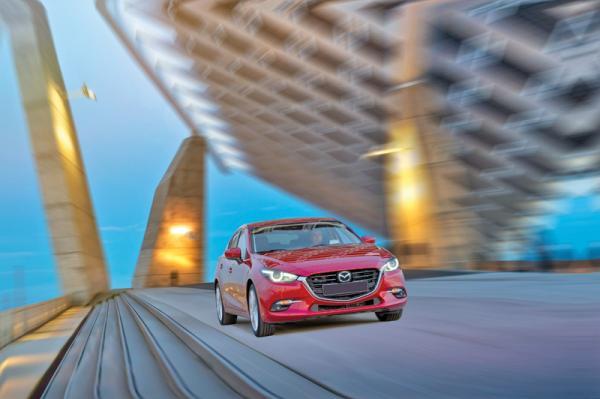 Mazda 3, Opel Astra и Volkswagen Golf: Поединок хетчбэков С-класса