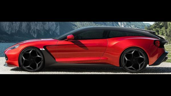 Aston Martin представил самый быстрый в мире универсал