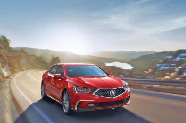 Acura RLX: модернизация флагмана
