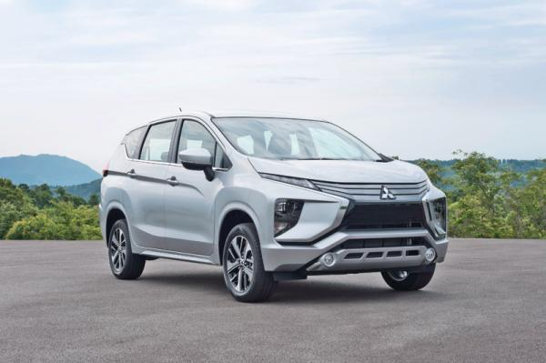 Mitsubishi Xpander: вседорожный мини-вэн
