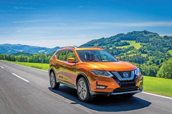 Nissan X-Trail: обновлен и улучшен