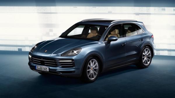 Новый Porsche Cayenne рассекречен до премьеры