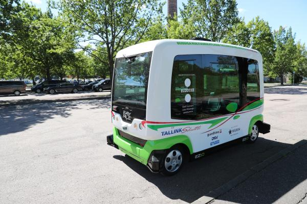 Беспилотный автомобиль впервые нарушил правила дорожного движения