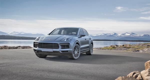 Porsche Cayenne: третье пришествие