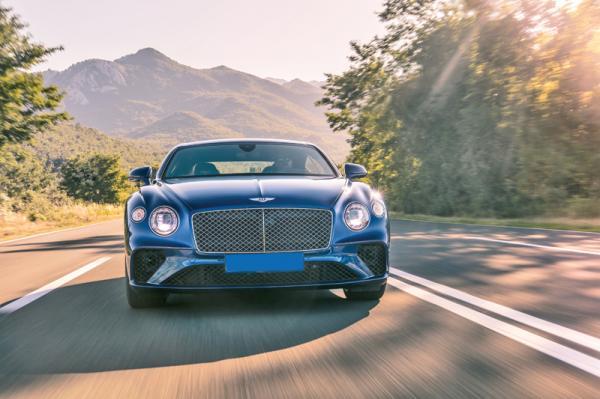 Bentley Continental GT: смена поколений