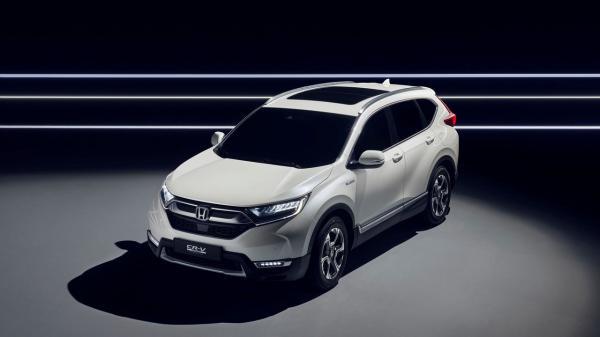 Honda CR-V станет гибридом