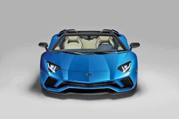 Lamborghini Aventador S Roadster: прибавка в мощности