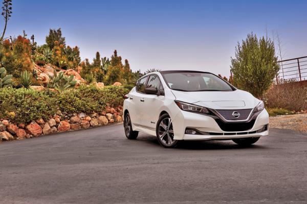 Nissan Leaf: второй дубль