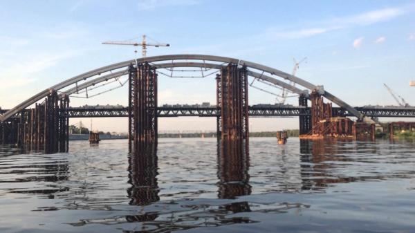 Подольско-Воскресенский мост в Киеве может стать платным