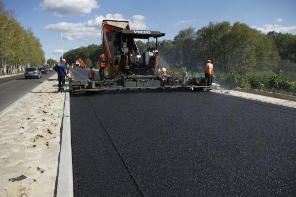 ГФС выделила дополнительные 8,3 млрд. гривен на дороги