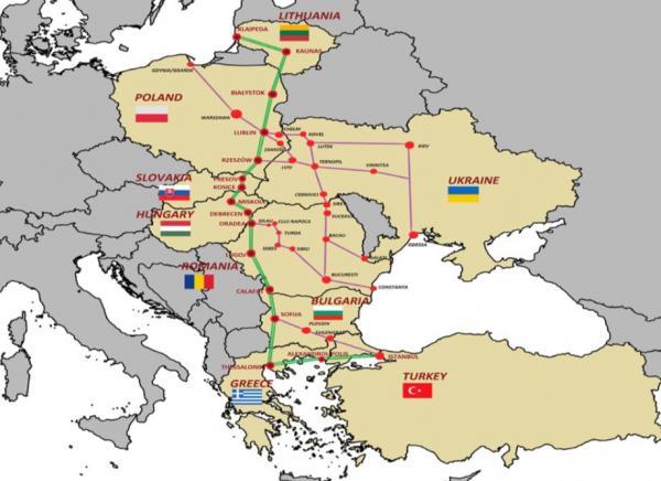 Украина и Польша подписали меморандум о строительстве автобана