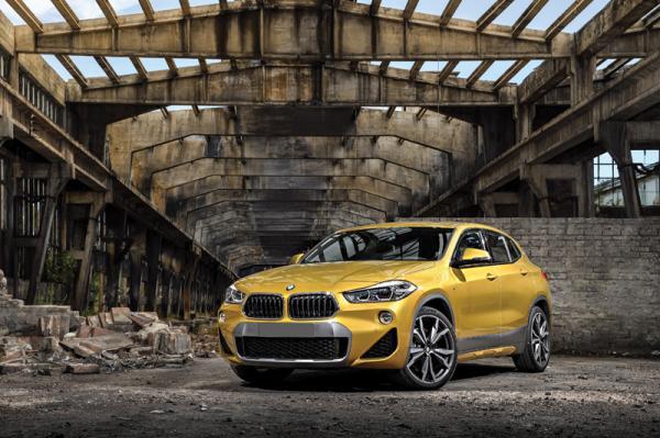 BMW X2: пополнение в линейке вседорожников