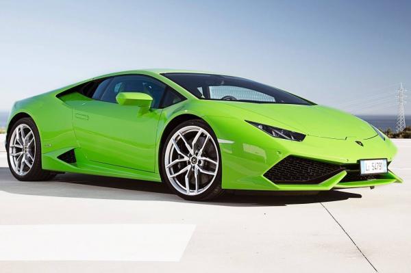 Новый Lamborghini Huracan будет гибридом